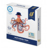 """""""Á FEIRA"""" STYLE COOKED OCTOPUS VACUUM PACKED , PASTEURISED AND  DEEP FROZEN"""